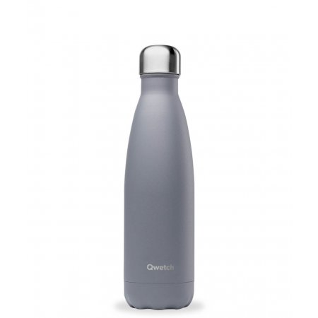 Bouteille isotherme granite grise 500ml