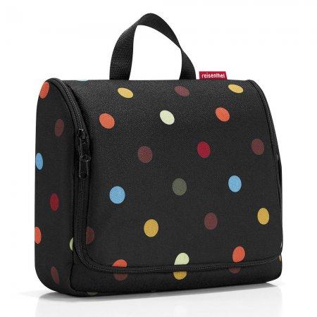 Toiletbag XL dots
