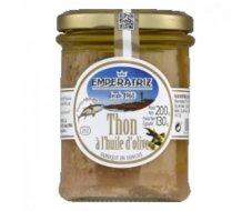 Thon à l'huile d'olive bocal 130g