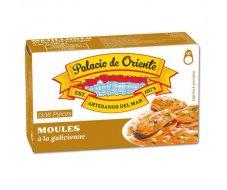 Moules à la galicienne