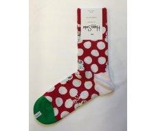 Big Dot Snowman Sock
