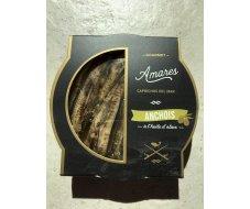 Anchois à l'huile d'olive Amares