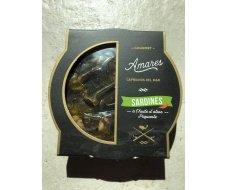 Sardines à l'huile d'olive piquante