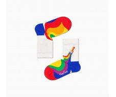 Kids Pride Colour Sock 4-6Y