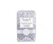 Savon parfumé  - Fleur de Coton